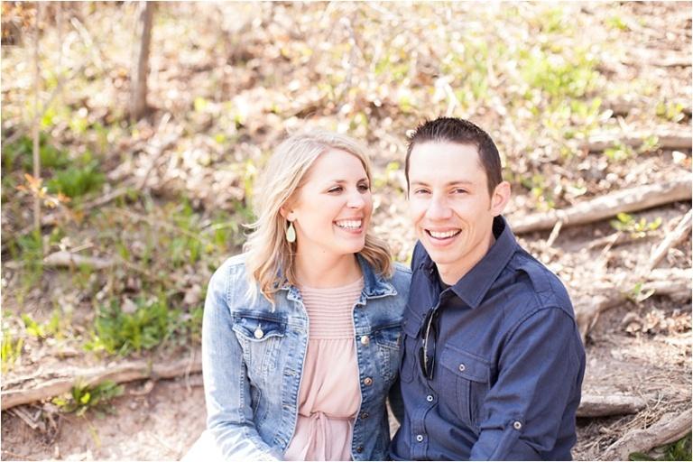 Lauren and Dan engaged Milwaukee