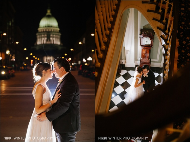 Madison Wisconsin Wedding photographer Madison Club A+A-144