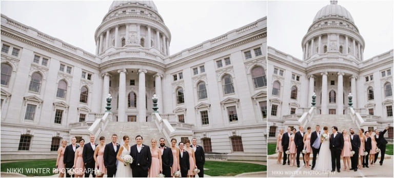 Madison Wisconsin Wedding photographer Madison Club A+A-75