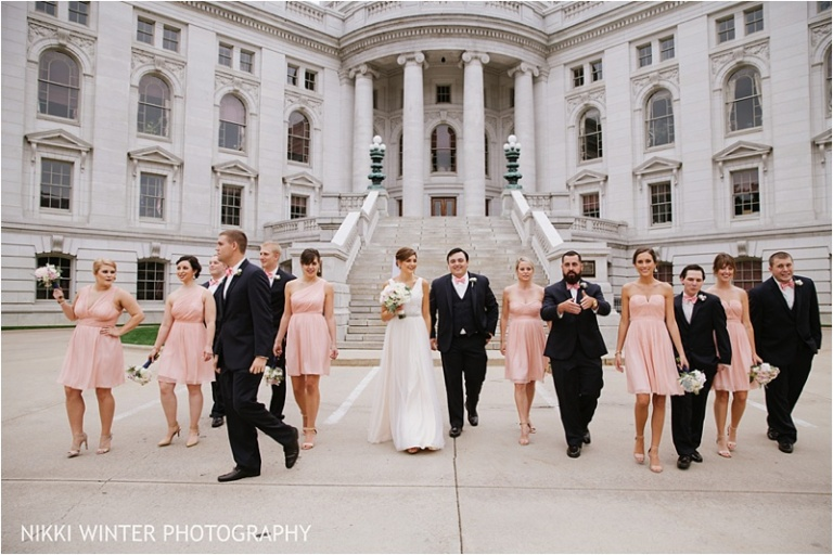 Madison Wisconsin Wedding photographer Madison Club A+A-77