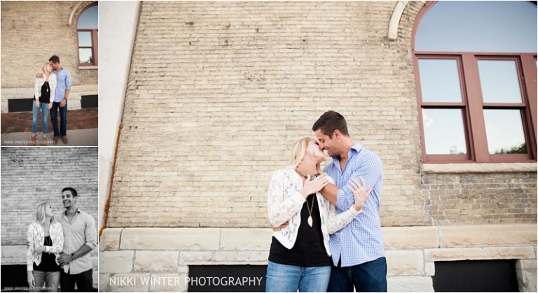 Milwaukee Wisconsin Wedding and engagement Photogrpaher Downtown Milwaukee Shoot- K+S -13