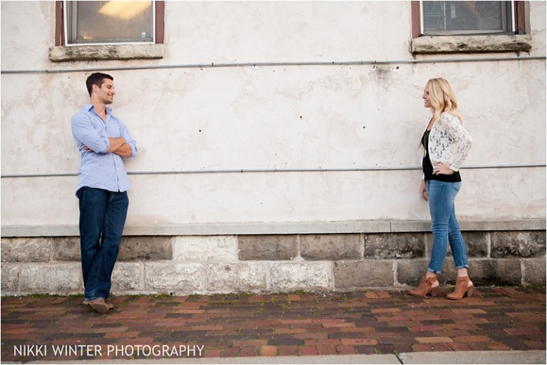 Milwaukee Wisconsin Wedding and engagement Photogrpaher Downtown Milwaukee Shoot- K+S -17