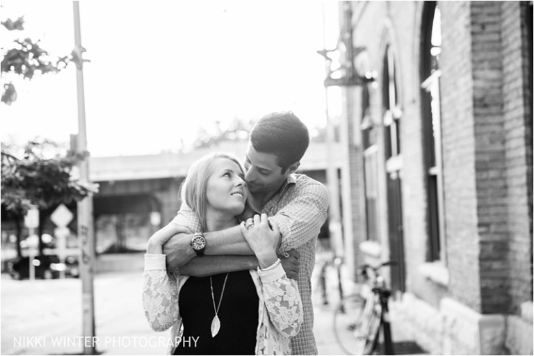 Milwaukee Wisconsin Wedding and engagement Photogrpaher Downtown Milwaukee Shoot- K+S -24