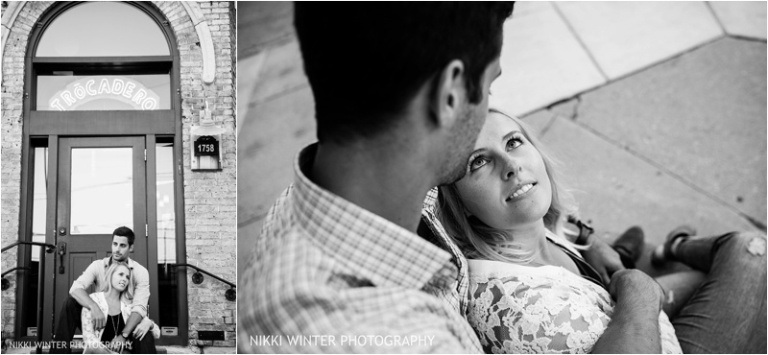 Milwaukee Wisconsin Wedding and engagement Photogrpaher Downtown Milwaukee Shoot- K+S -31
