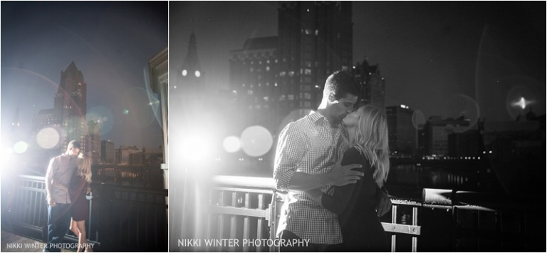 Milwaukee Wisconsin Wedding and engagement Photogrpaher Downtown Milwaukee Shoot- K+S -35
