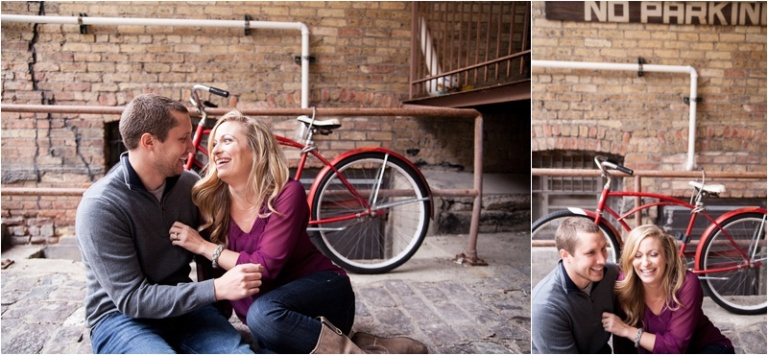 Milwaukee Third ward engagement session Wisconsin Photographers D+J_0020