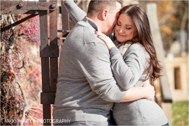 Cedarburg Wedding Photographer Engagement Session N+M-10