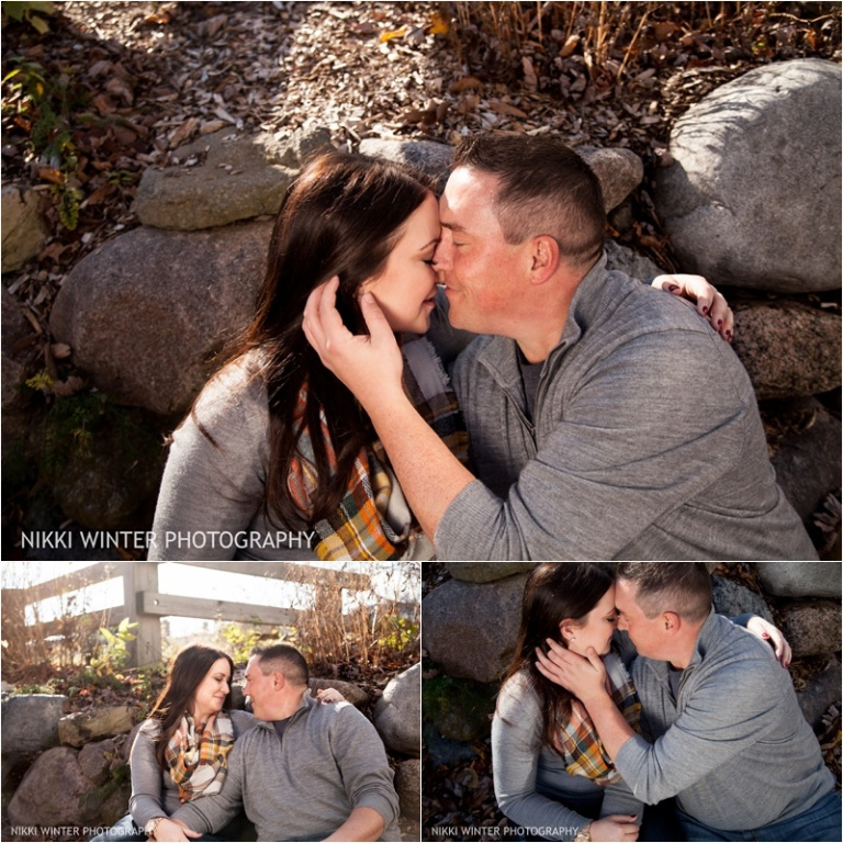 Cedarburg Wedding Photographer Engagement Session N+M-12