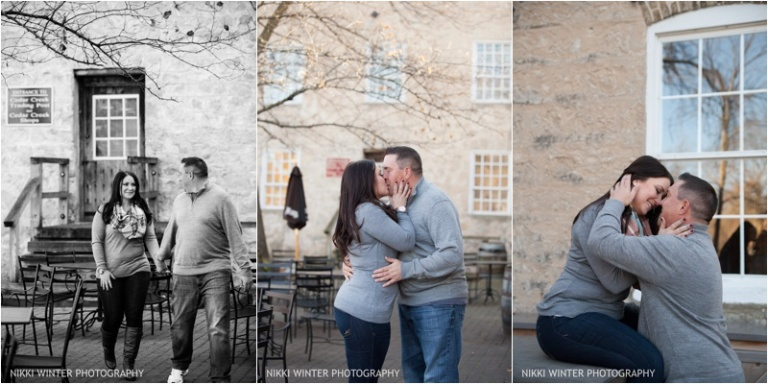 Cedarburg Wedding Photographer Engagement Session N+M-27