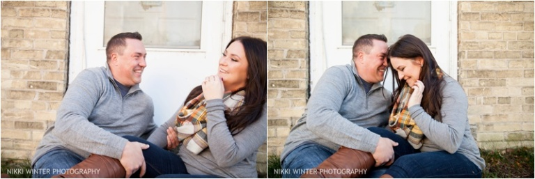 Cedarburg Wedding Photographer Engagement Session N+M-3