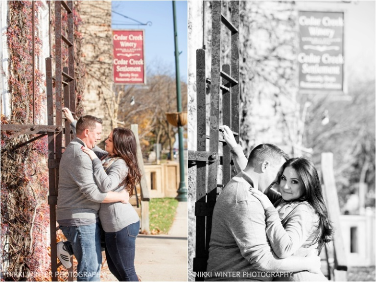 Cedarburg Wedding Photographer Engagement Session N+M-7