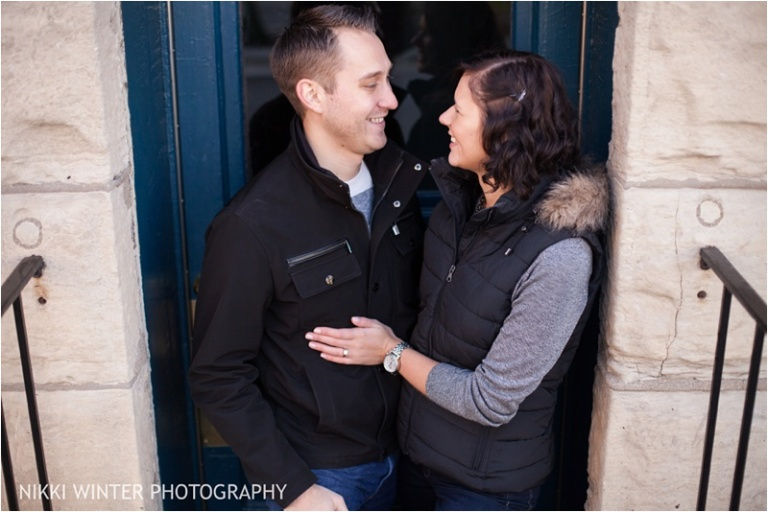 Milwaukee Pabst Brewery Engagement Session-10