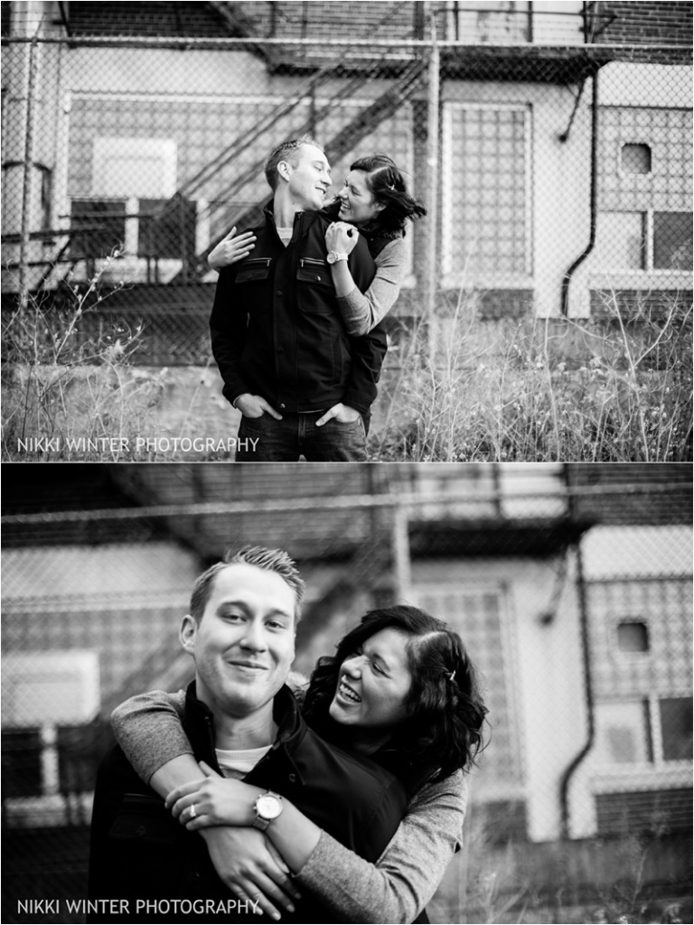Milwaukee Pabst Brewery Engagement Session-15