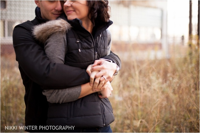 Milwaukee Pabst Brewery Engagement Session-19