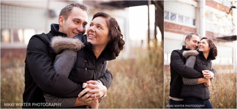 Milwaukee Pabst Brewery Engagement Session-20