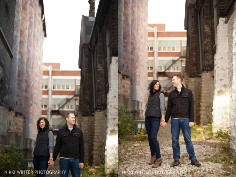Milwaukee Pabst Brewery Engagement Session-24