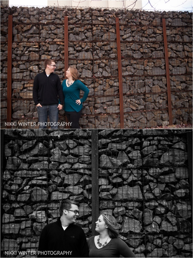 Milwaukee Third ward engagement session Wisconsin Photographers D+J_0212