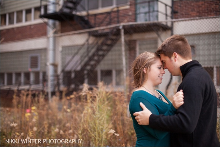 Milwaukee Third ward engagement session Wisconsin Photographers D+J_0217