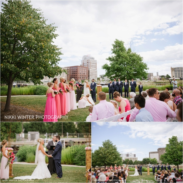 Milwaukee Harley Davidson Museum wedding-133